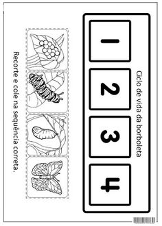 Life Cycle Learning Game from Lakeshore Learning: Children learn all about the life cycle of a butterfly! by dana Life Cycle Learning Game from Lakeshore Learning: Children learn all about the life cycle of a butterfly! by dana Kindergarten Science, Science Activities, Sequencing Activities, Sequencing Events, Lakeshore Learning, Butterfly Life Cycle, Stages Of A Butterfly, Very Hungry Caterpillar, Worksheets For Kids
