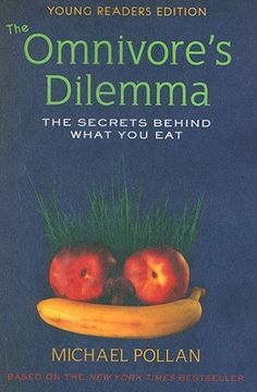 the food dilemma of the omnivore Once again i am merging the two concepts upon which this blog was designed-  my love of food and my teaching career i already posted.
