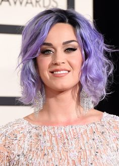Katy Perry | 39 Celebrities Who Will Make You Want To Rush Out And Dye Your Hair Immediately