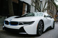 ITAP of a BMW i8 in Charleston SC. via /r/itookapicture