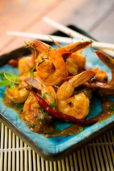 Camarones vietnamitas   Una manera única de darle un nuevo giro a tus preparaciones con camarón. Ésta receta está inspirada en la cocina de Vietnam, donde fusionan sabores dulces, picantes y salados.