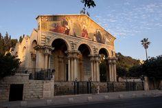 Mount of Olives (Jerusalem, Israel)