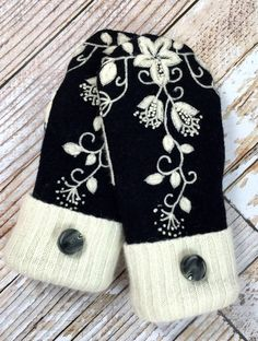 Hey, I found this really awesome Etsy listing at https://www.etsy.com/listing/244442094/sweater-mittens-worlds-warmest-upcycled