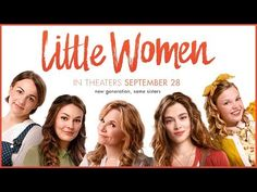 For 150 years, Louisa May Alcott's Little Women has motivated women of all ages to dream together and celebrate family. Coming to theaters for the first time. Louisa May Alcott, Disney Movie Rewards Codes, Hollywood Movies 2019, Coming To Theaters, Movie Guide, Latest Movie Trailers, Woman Movie, Hits Movie, Movie Releases