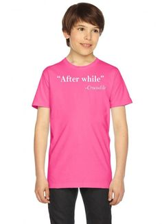 after while crocodile Youth Tee