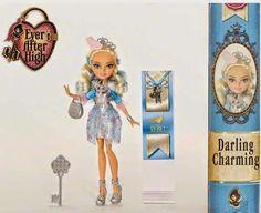 Claudette Violetta: Nueva Ever : Darling Charming