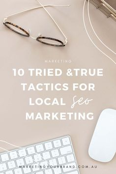 10 Tried & True Tactics for Local SEO Marketing by MarketingYourBrand.com.au | Drive more traffic to your website and grow your business with these tips for local SEO marketing. #SEO #Businessgrowthtips #smallbusinessmarketing #marketingtips Marketing Tactics, Seo Marketing, Digital Marketing, Content Marketing, Seo Guide, Seo Tips, Business Photos, Business Tips, Seo Strategy