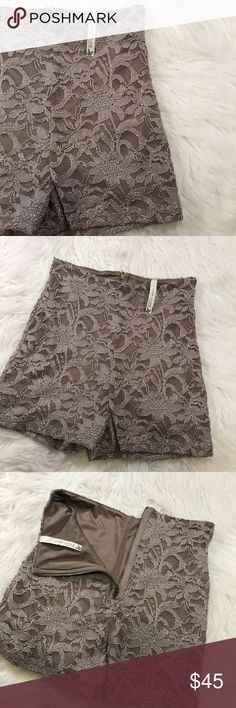 Anthropologie lace shorts Good condition • Open to offers via button  Inventory Code: D Anthropologie Shorts