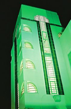 Hoover Building, Western Avenue (A40), Perivale, west London