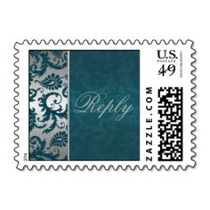 $$$ This is great for          Silver and Teal Damask II Wedding RSVP Postage           Silver and Teal Damask II Wedding RSVP Postage Yes I can say you are on right site we just collected best shopping store that haveReview          Silver and Teal Damask II Wedding RSVP Postage please fol...Cleck Hot Deals >>> http://www.zazzle.com/silver_and_teal_damask_ii_wedding_rsvp_postage-172083079676829970?rf=238627982471231924&zbar=1&tc=terrest