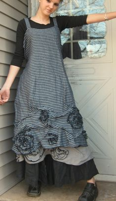 from sarahclemensclothing on etsy. love her stuff. have several.
