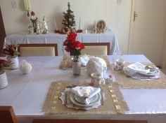 Primeira mesa do ano....