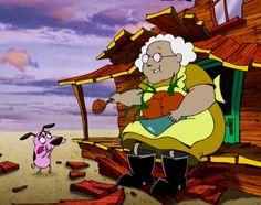 Đó nghía nổ tung cue của muriel up. Classic Cartoon Characters, Classic Cartoons, Fictional Characters, Dog Show, The Good Old Days, New York City, Anime, Fan Art, Memes