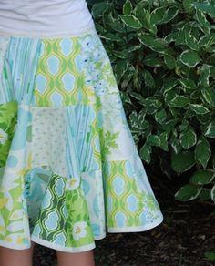 Tumbler Skirt Tutorial