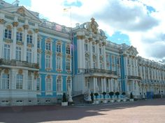 Catherine The Great Palace | Catherine the Great's palace | Catherine the Great