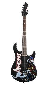 Avengers - Predator Electric Guitar