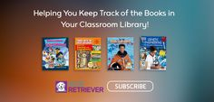 Teachers - manage your classroom library with ease! This tracking and accountability tool is a great resource for your classroom - Features include book scanning, leveling data, book check-ins and outs, student mode, and more!   Start your 30 day trial!