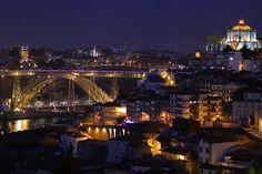 Beautiful by day spectacular by night! #porto #luxury #hotel #porto