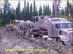 oilfield truck wrecks - Google Search