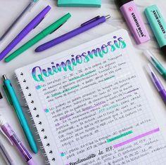 The color palette 🤤 😍 notes / study inspo ✨ учебные заметки, Bullet Journal School, Bullet Journal Notes, Bullet Journal Ideas Pages, Bullet Journal Layout, Bullet Journal Inspiration, Beautiful Notes, Pretty Notes, Class Notes, School Notes