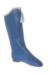 HARR SHOES B-07 Dance boot Dance boot height of heel approx. 1.5 cm  Available in all leather or suede colours.