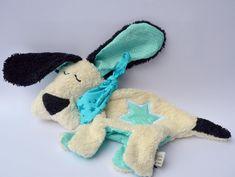 Bio-Plüsch Hund Wacki von Sitzsack-Traum auf DaWanda.com