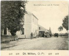Deutsch Wilten, Geschäftshaus von A. Florian   Letzte Änderung: 30.05.2012