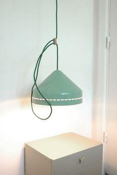 Ontwerpduo loop lamp!
