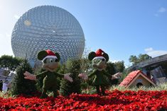 MouseSteps - Epcot Holidays Around the World Kicks off for 2015: Holiday Decor, Entertainment & Candlelight Processional