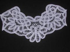 Battenburg Lace Collars