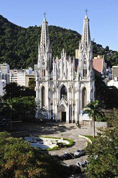 Catedral Metropolitana de Vitoria - Vitória - Espírito Santo | Flickr - Photo Sharing!