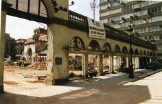 Santa Caterina Market - Before