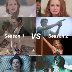 Riverdale Season 1 VS Season 2 Betty's gone from cheerleader to stripper Riverdale Tv Show, Riverdale Season 1, Kj Apa Riverdale, Riverdale Quotes, Riverdale Archie, Riverdale Funny, Alice Cooper Riverdale, Riverdale Betty, Archie Comics