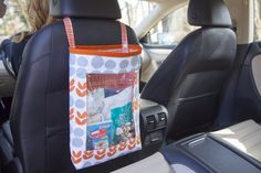 Great way to organize your car!