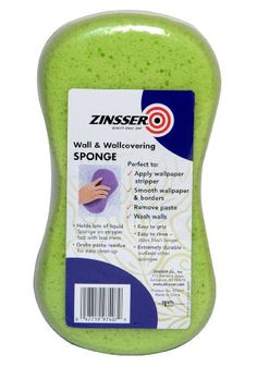 Zinsser 97409 Wallcovering Sponge