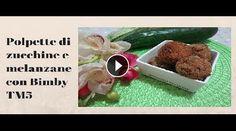 Con questa video ricetta vedremo come preparare con l'aiuto del nostro bimby delle ottime polpette di zucchina e melanzana. La salsiccia messa nell'impasto conferisce