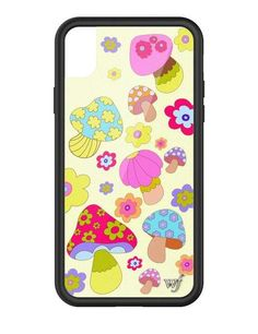 Groovy Shroom iPhone Xr Case