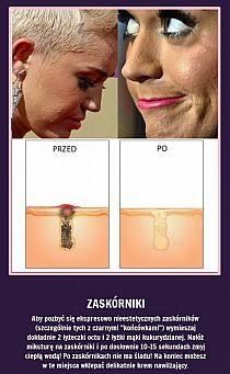 Stylowi.pl - Odkrywaj, kolekcjonuj, kupuj Diy Beauty Makeup, Makeup Tips, Beauty Hacks, Hair Beauty, Healthy Beauty, Health And Beauty Tips, Face Care, Skin Care, Makeup Goals