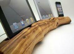 wooden ipad docks - Google Search
