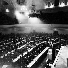 24 January... In 1946, the first resolution of the #UN General Assembly included the goal of eliminating #atomic weapons and all other weapons of mass destruction.