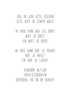 Bolso Tutorial and Ideas The Words, More Than Words, Cool Words, Best Quotes, Love Quotes, Funny Quotes, Inspirational Quotes, Dutch Words, Dutch Quotes