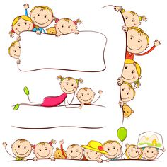 Cute school child design vector 01 – Over millions vectors, stock ...
