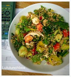 Superfood quinoa and beetroot salad
