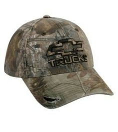 Chevy Truck hat... Uber cool