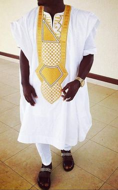 Hello,Today we bring to you Agbada Outfits for men from Our African Fashion community. These Agbada African Dresses Men, African Clothing For Men, African Shirts, African Wear, African Attire, African Outfits, Nigerian Outfits, Nigerian Men Fashion, African Men Fashion