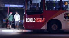 Rebeld SNJ Calada Vídeo Clipe 2013