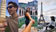 Este vídeo recopila fotos de Instagram para demostrar que todos hacemos lo mismo cuando viajamos