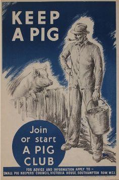 Keep a pig