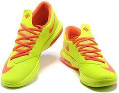 http://www.asneakers4u.com/ Nike Zoom KD 6 Volt Red3