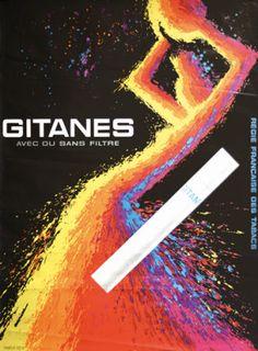 Gitanes - 1962 - (Jacques Auriac) -
